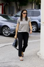 JENNIFER GARNER Out in Pacific Palisades 07/02/2017