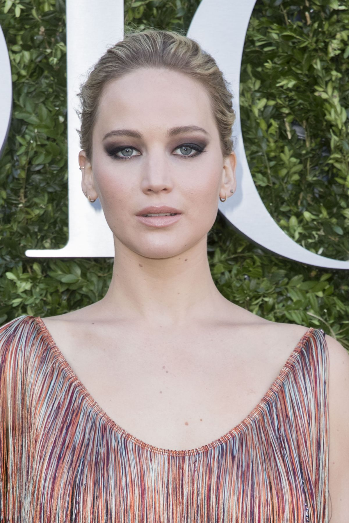 JENNIFER LAWRENCE at Christian Dior Fashion Show Photocall ... Jennifer Lawrence
