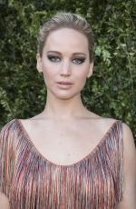 JENNIFER LAWRENCE at Christian Dior Fashion Show Photocall in Paris 07/03/2017