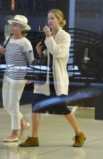 JENNIFER LAWRENCE at JFK Airport in New York 07/06/2017