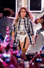 JENNIFER LOPEZ at 4th of July Performance in New York 06/30/2017