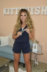 JESSIA JAMES at Pop-up Shop for Her Kittenish Clothing Line in Los aAngeles 06/28/2017