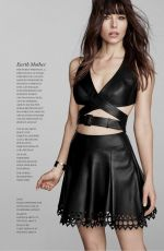 JESSICA BIEL in Marie Claire Magazine, August 2017