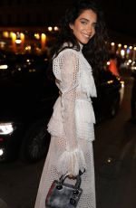 JESSICA KAHAWATY at Dior 70th Anniversary Exhibition Party in Paris 07/03/2017