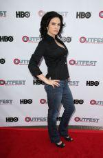 JILL BENNETT at Strangers TV Show Screening at Outfest Los Angeles LGBT Film Festival 07/15/2017