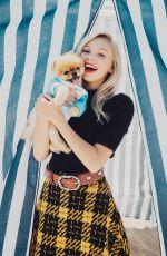 JORDYN JONES and JENNA ORTEGA - Instagram Stars for Teen Vogue Magazine, July 2017