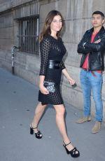 JULIA RESTOIN at Christian Dior Fashion Show Photocall in Paris 07/03/2017