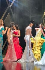 JULIANNE BRITTON Crowned Miss World Panama 2017