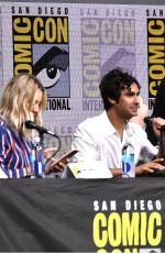 KALEY CUOCO at The Big Bang Theory Panel at Comic-con in San Diego 07/21/2017
