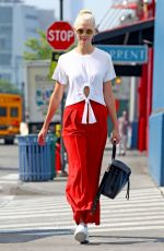 KARLIE KLOSS Out in New York 07/20/2017
