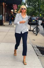 KAROLINA KURKOVA Out and About in New York 07/11/2017