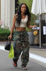 KARREUCHE TRAN Out Shopping in West Hollywood 07/24/2017