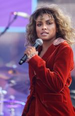 KAT GRAHAM Performs at Pandora Sounds Like You Summer Festival in Los Angeles 07/29/2017