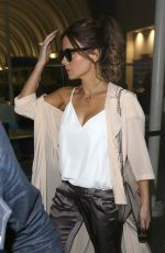 KATE BECKINSALE at LAX Airport in Los Angeles 07/02/2017