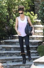 KATE BECKINSALE Heading to a Gym in West Hollywood 07/16/2017