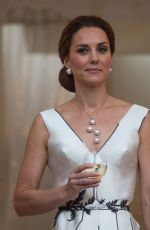 KATE MIDDLETON at Party in Queen