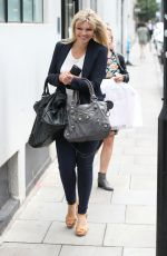 KATE THORNTON Out and About in London 07/20/2017