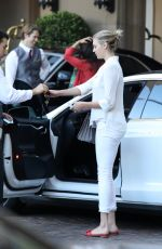 KATE UPTON Out and About in Bever;y HIlls 07/27/2017