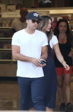 KATHARINE MCPHE and Nick Harborne Out in Los Angeles 07/18/2017