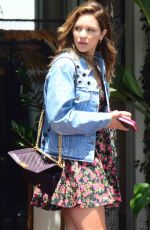 KATHARINE MCPHEE at Fred Segal in West Hollywood 07/19/2017