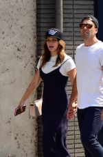 KATHARINE MCPHEE Out Shopping on Melrose Avenue 07/16/2017