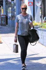 KATHERINE HEIGL Out and About in Los Feliz 07/11/2017