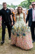 KATHERINE JENKINS at Latitude Festival in Suffolk 07/16/2017