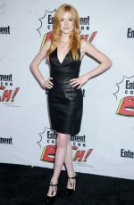 KATHERINE MCNAMARA at Entertainment Weekly's Comic-con Party in San Diego 07/22/2017