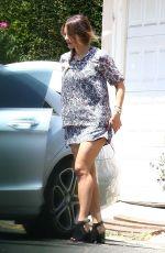 KATHERINE MCPHEE Leaves Her Home in Los Angeles 06/30/2017