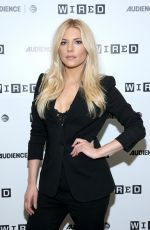 KATHERYN WINNICK at 2017 Wired Cafe at Comic-con in San Diego 07/20/2017