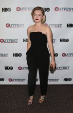 KATHLEEN SUIT at The Revival Screening at Outfest LGBT Film Festival in Los Angeles 07/09/2017