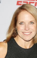 KATIE COURIC at 3rd Annual Sports Humanitarian of the Year Awards in Los Angeles 07/11/2017
