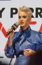 KATY PERRY Announcing 2018 Australia Tour in Sydney 06/30/2017