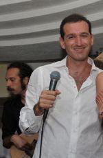 KATY PERRY at a Nightclub in Capri 07/14/2017