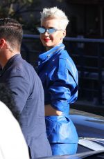 KATY PERRY at Overseas Passenger Terminal in Sydney 06/30/2017