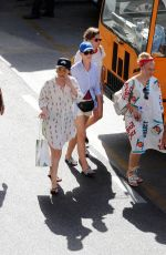 KATY PERRY on Vacation in Capri 07/09/2017