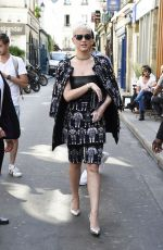 KATY PERRY Out and About in Paris 07/04/2017