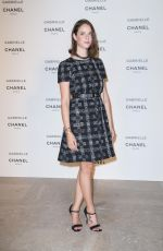 KAYA SCODELARIO at Chanel Gabrielle Perfume Launch Party n Paris 07/04/2017