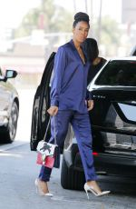 KELLY ROWLAND Out in Beverly Hills 07/07/2017
