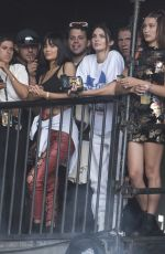 KENDALL and KYLIE JENNER and BELLA HADID at Wireless Festival in London 07/08/2017