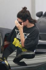 KENDALL JENNER Leaves a Dematology Clinic in Beverly Hills 07/20/2017