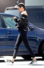 KENDALL JENNER Out for Lunch in West Hollywood 06/30/2017
