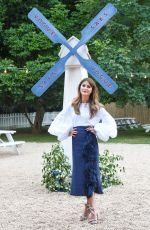 KERI RUSSELL at Emp Summer House Dinner in East Hampton 07/06/2017