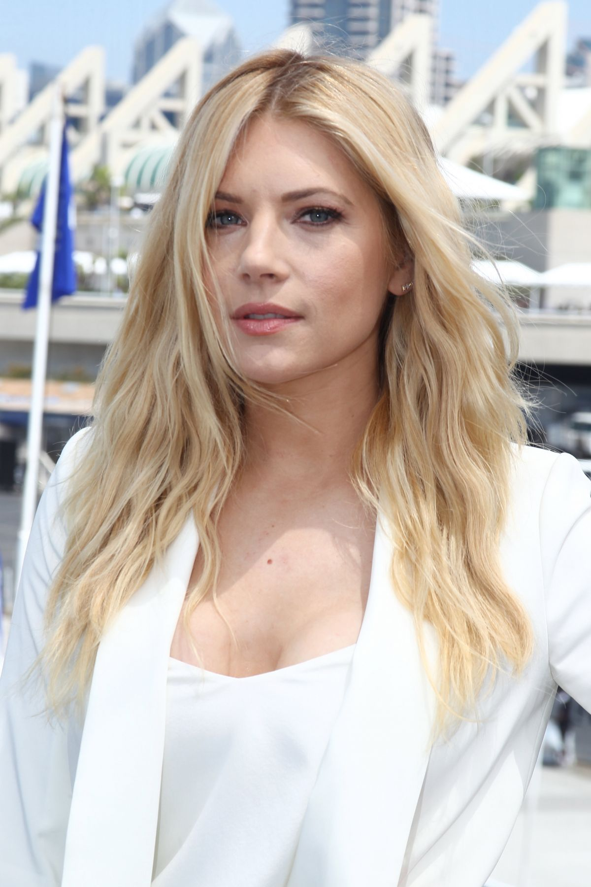 KETHERYN WINNICK at #imdboat at Comic-con International 2017 in San Diego 07/21/2017