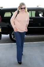 KIRSTEN DUNST Out and About in Los Angeles 03/30/2017