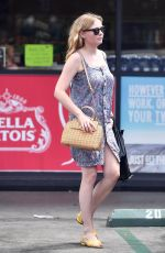 KIRSTEN DUNST Out for Lunch in Toluca Lake 07/16/2017