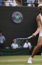 KIRSTEN FLIPKENS at Wimbledon Championships 07/04/2017