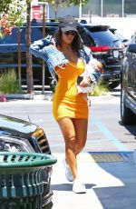 KOURTNEY KARDASHIAN Out in Woodland Hills 07/08/2017