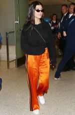 KOURTNEY KARDASHIAN at LAX Airport in Los Angeles 07/07/2017