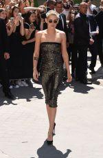 KRISTEN STEWART at Chanel Fashion Show in Paris 07/04/2017